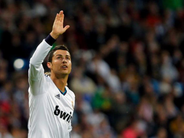 PSG to plan £100million bid for Ronaldo?