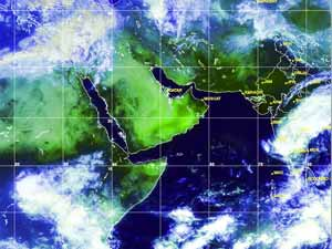 Weather India Nov 2
