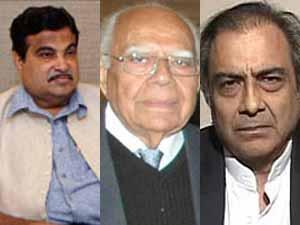 Mahesh Jethmalani quits BJP nat'l exec
