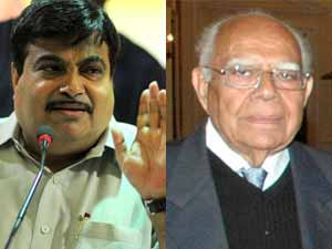 Gadkari and Jethmalani