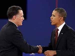 Romney wishes Obama