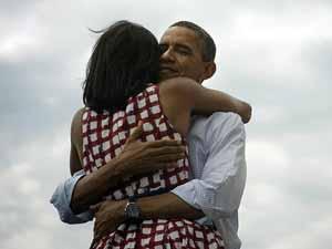 Barack Obama Victory 1