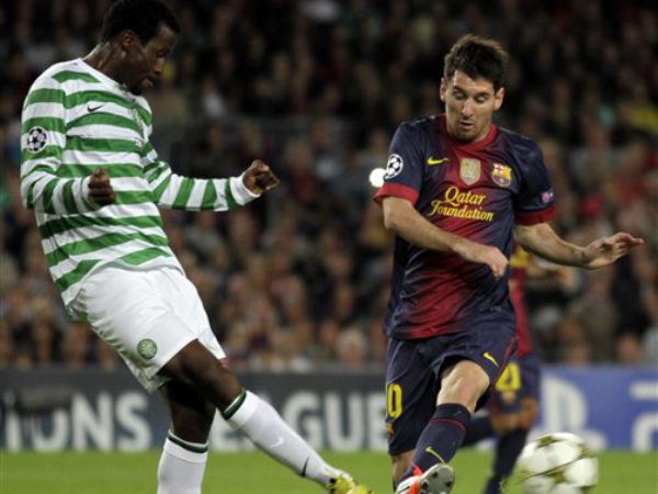 Barca relaxed despite shock loss: Messi