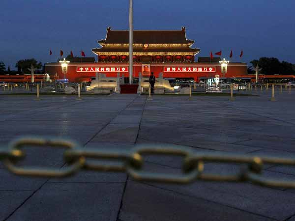 Lack of democracy hit China's FP