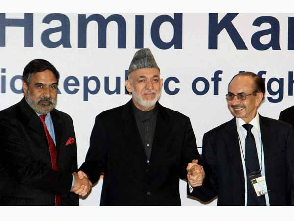 India should back Karzai in Afghanistan