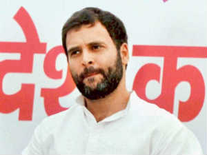 Hope Rahul doesn't repeat UP rout: BJP