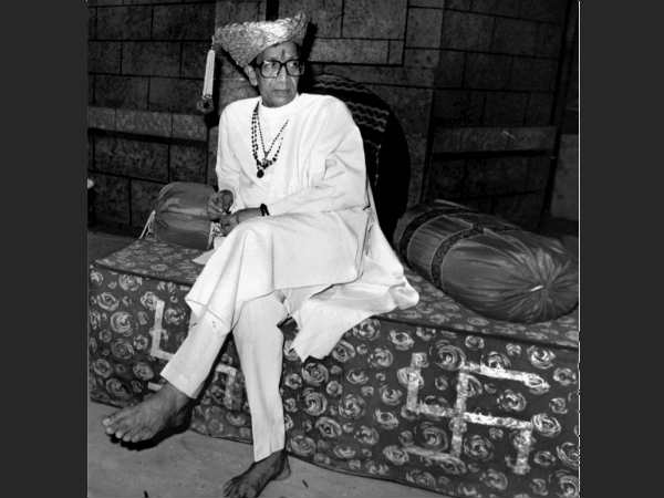 Bal Thackeray in his heyday
