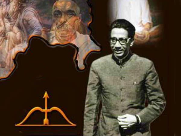 Bal Thackeray, the Senapati of Shiv Sena