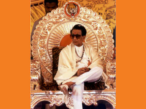 Bal Thackeray & his struggle for Marathi Manoos
