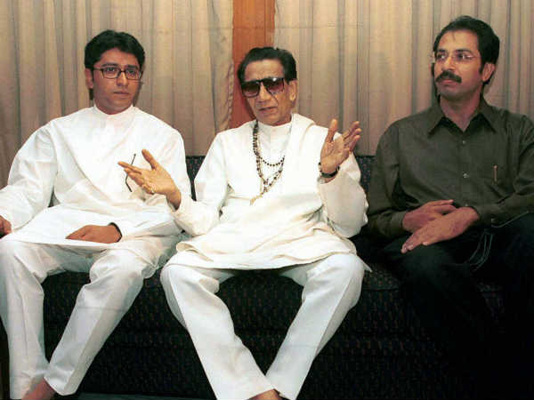 Struggle for power after Bal Thackeray