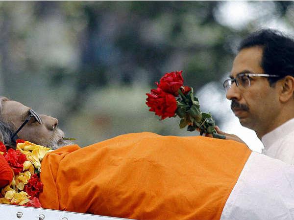 Thackeray Funeral