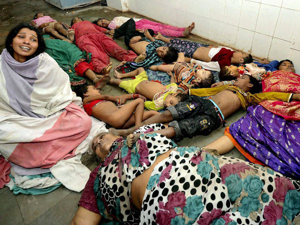 17 killed in Patna stampede