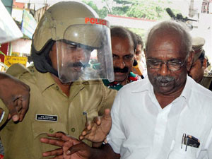 MM Mani Arrested