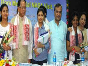 Assam Nasa Student