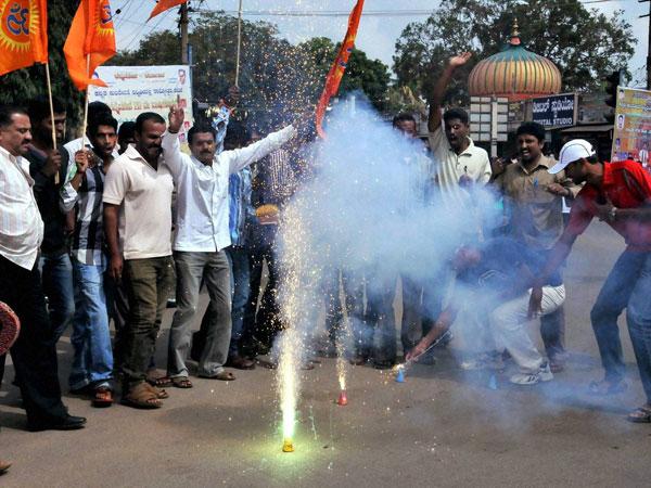 India shamelessly rejoiced Kasab's death
