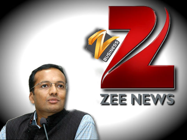 Jindal and Zee News