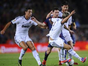 Messi, Ronaldo, Iniesta for Ballon d'Or