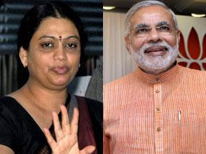 Mrs Bhatt and Modi