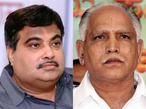 BSY demands Gadkari's resignation