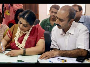 Shweta Bhatt is a Rahul's gamble