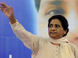 Mayawati Hand