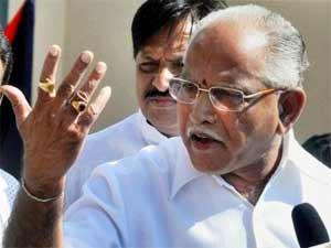 Yeddyurappa calls BJP a bigger evil