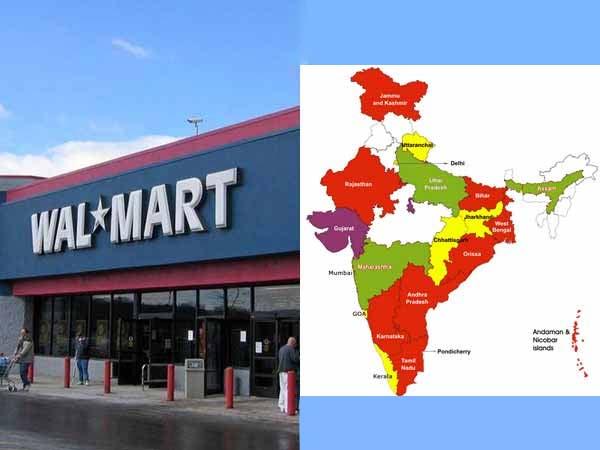 Walmart and india