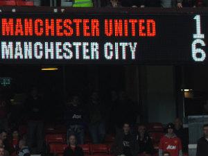 EPL: Man City vs Manchester Utd Preview