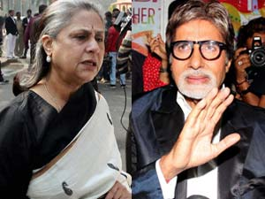 Jaya in politics: Is Big B unhappy?