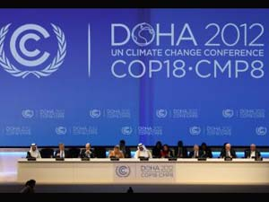 Poland to host climate talks in 2013