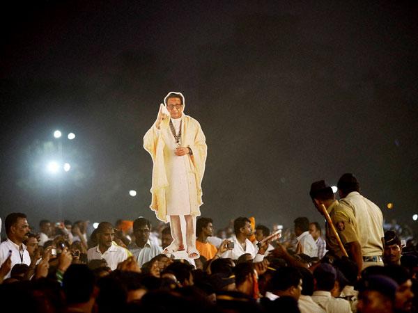 A Cut of Bal Thackeray