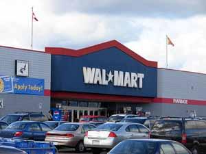 Walmart Moncton