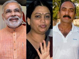 Narendra Modi Shweta Sanjeev Bhatt