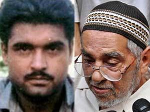 Sarabjit Singh and Khalil Chisti