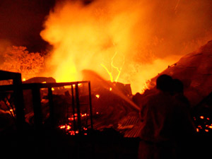 Fire at Chandni Chowk market area doused