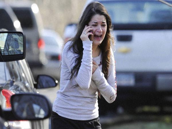 20 kids killed in US school shooting