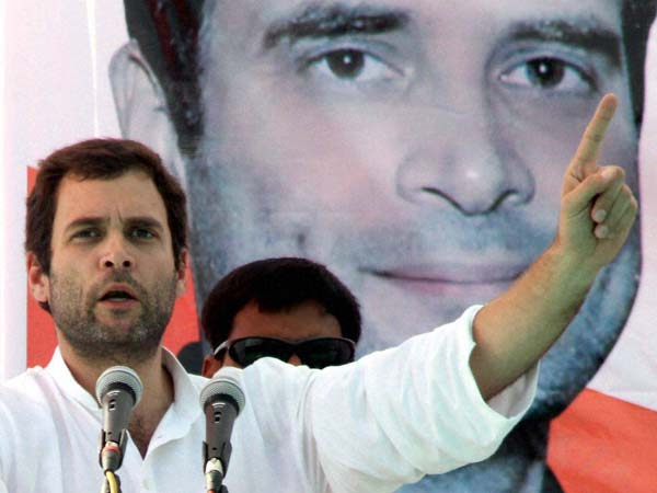 Rahul Gandhi takes party's charge in Gujarat