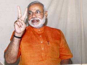 69% voting, Exit Polls all for Modi