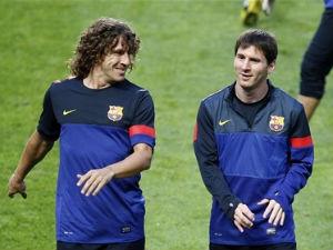 Messi, Xavi, Puyol extend Barca contract