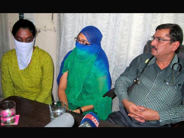 Shaheen Dhada Renu Srinivas Abdur Gafar Dhada