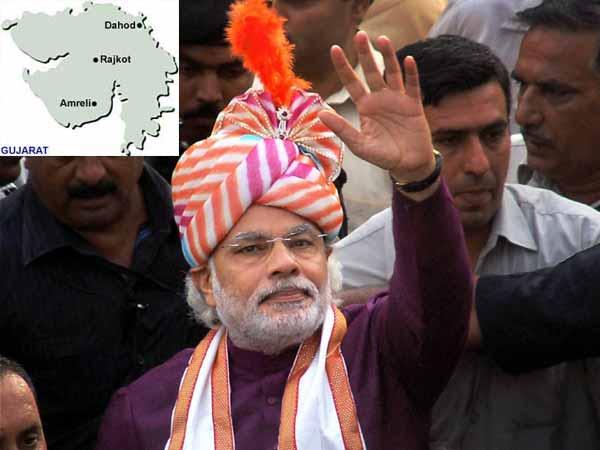 129-141 seats for BJP in Guj: Survey