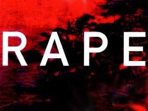 Rape BG Font