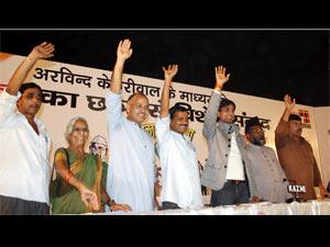 Anna Anti Corruption Team