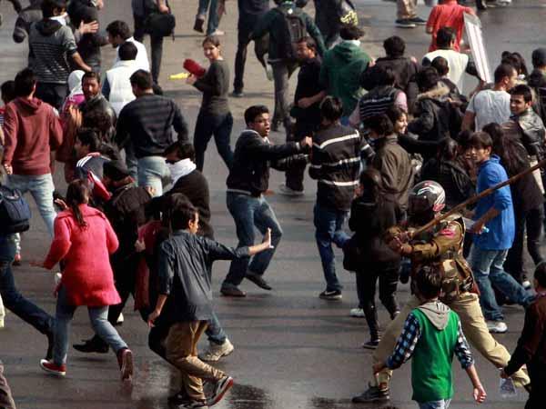 TDP, CPI condemn attack on protesters