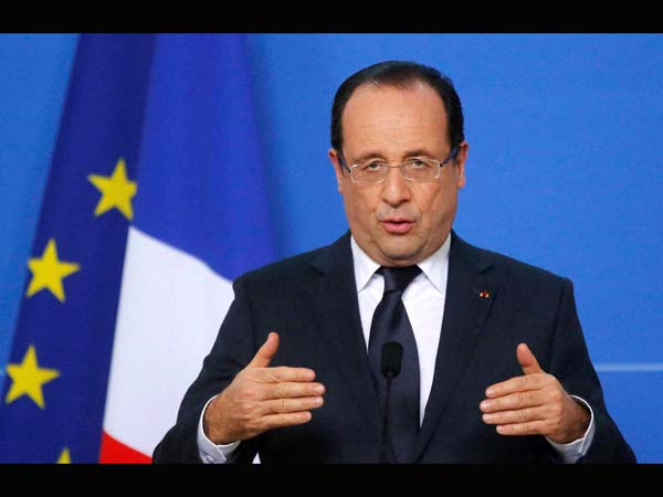 Hollande becomes the President of France