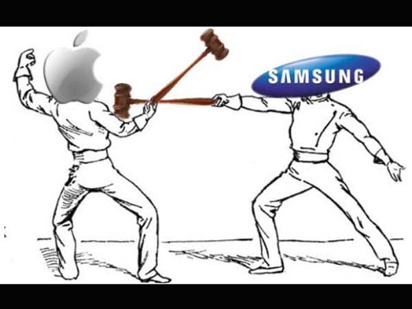 Samsung loses court battle to Apple