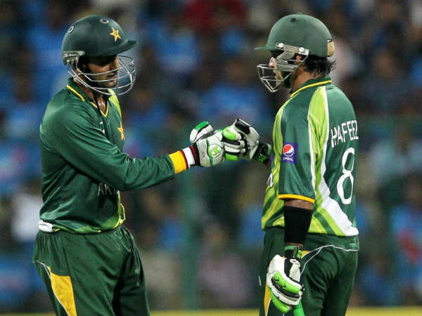 Pakistan match