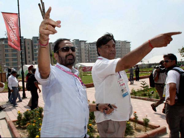 Kalmadi gets bail