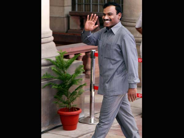 Apex Court cancels licences given by A Raja