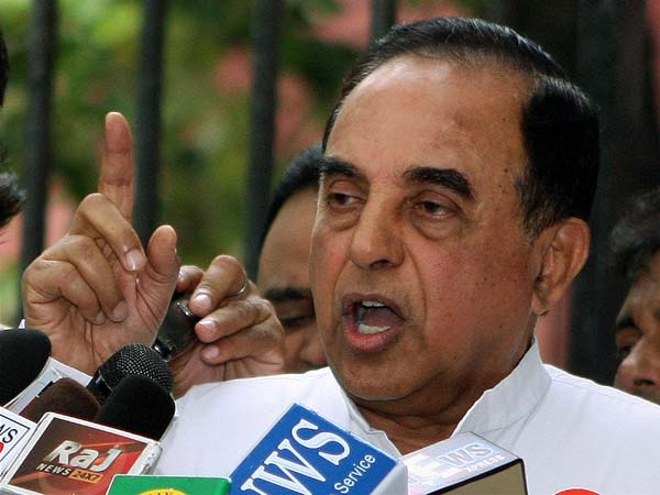 Swamy's petition against PC quashed